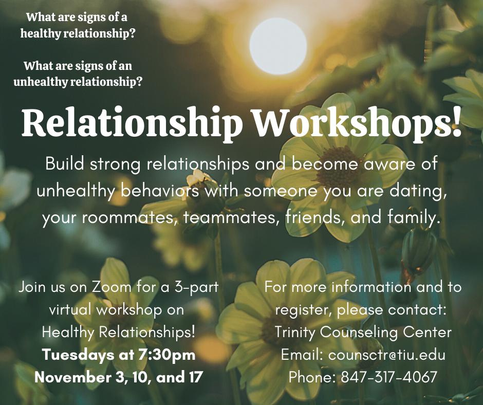 TCC Relationship Workshop image