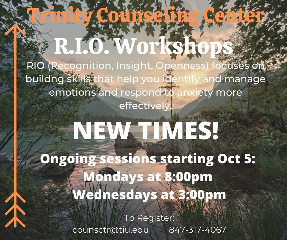 R.I.O. Workshops photo