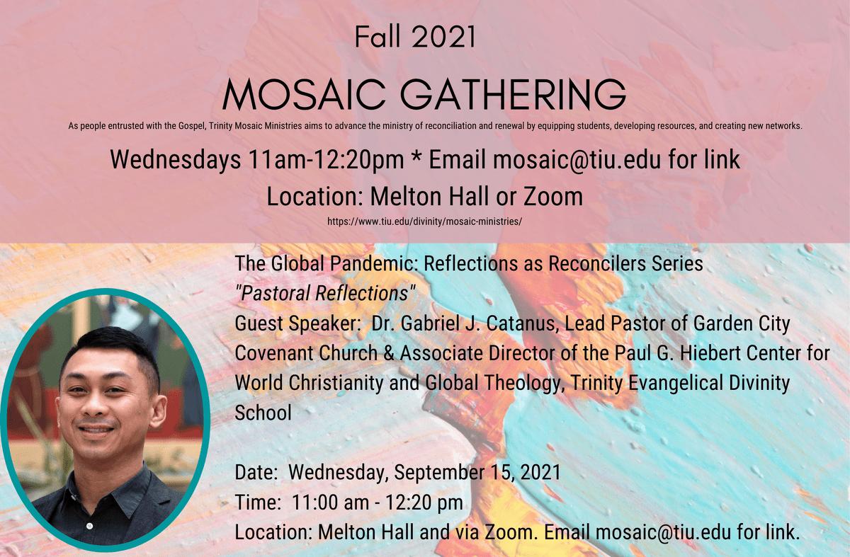 Mosaic Gathering Catanus