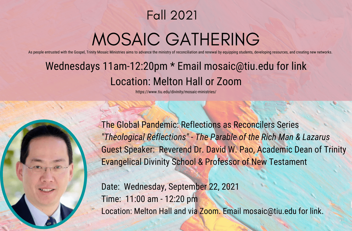 Mosaic Gathering Pao