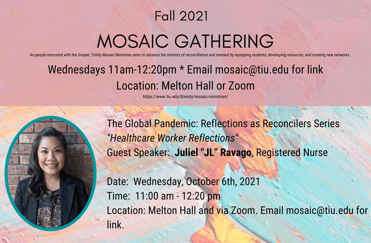 Mosaic Gathering Ravago