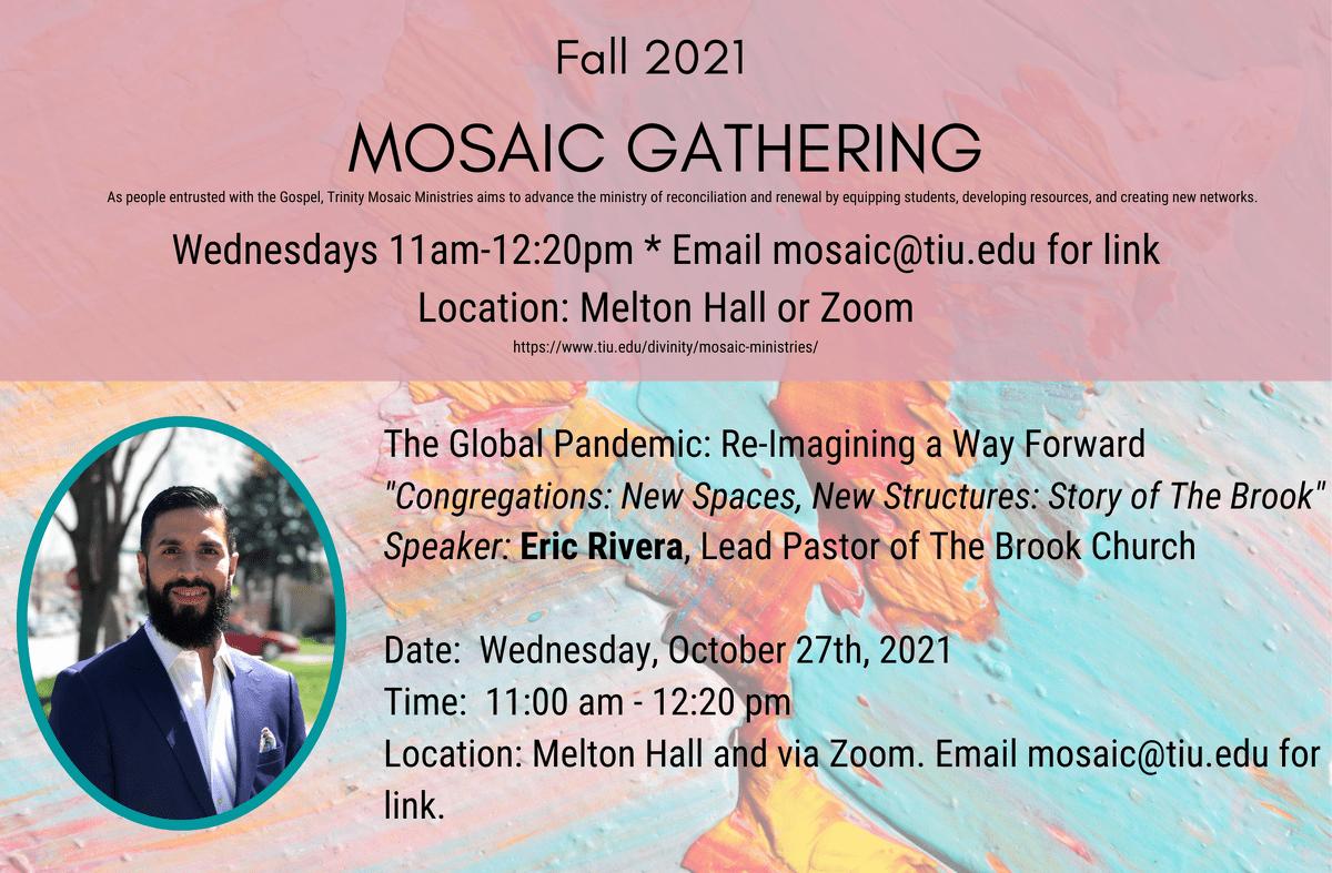 Mosaic Gathering Rivera 10.27
