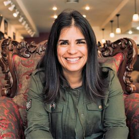 Amor Sierra Portrait