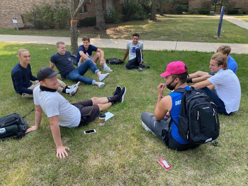 Men's Family Group photo