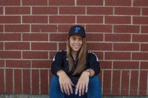 Hannah Fuchs senior Class 2021