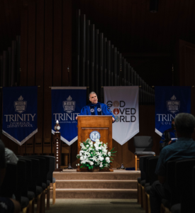 President Perrin Convocation 2021 Address