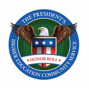 President-Higher-Education-Community-Service-Honor-Roll