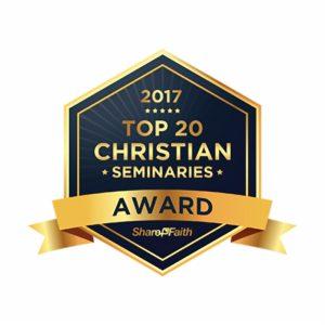 Top 20 Christian seminaries Award 2017