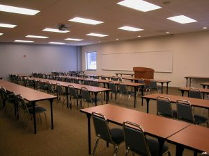 Lecture-Classrooms