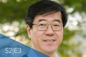 Season 2 Episode 3 | Dr. Peter Cha | Foreword Podcast