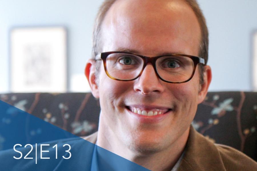 Season 2 Episode 13 | Dr. Andrew Abernethy | Foreword Podcast