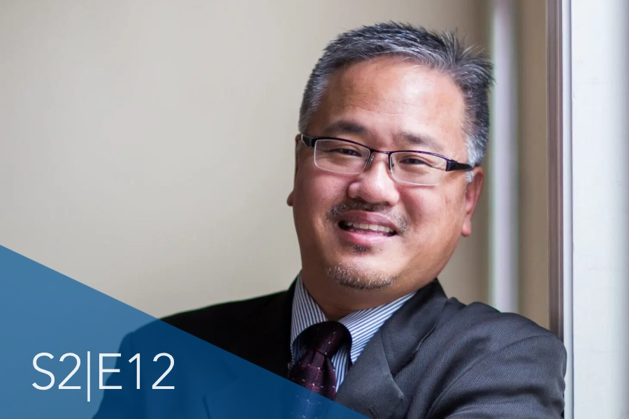 Season 2 Episode 12 | Dr. Max Lee | Foreword Podcast