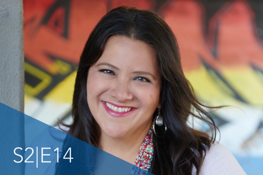 Season 2 Episode 14 | Sandra Van Opstal | Foreword Podcast